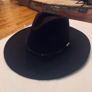 c3374b73209 Authentic Stetson Pawnee Gun Club 5X Hat